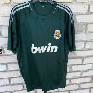 bwin Real Madrid Soccer Jersey